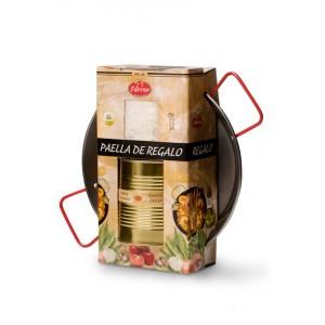 Spanische Meeresfruchtes Paella