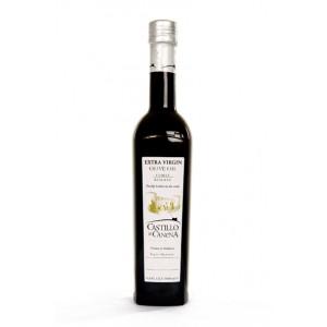 "Extra Virgin Olive oil, ""Reserva familiar"", Arbequina"
