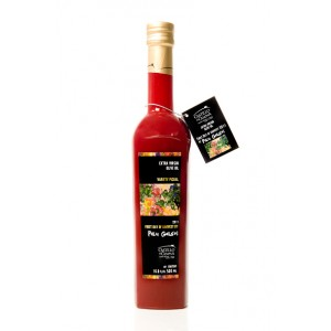 """Natives Olivenöl Extra,""""Erste Tag der Ernte"""", Picual Sorte,0,5 L"""